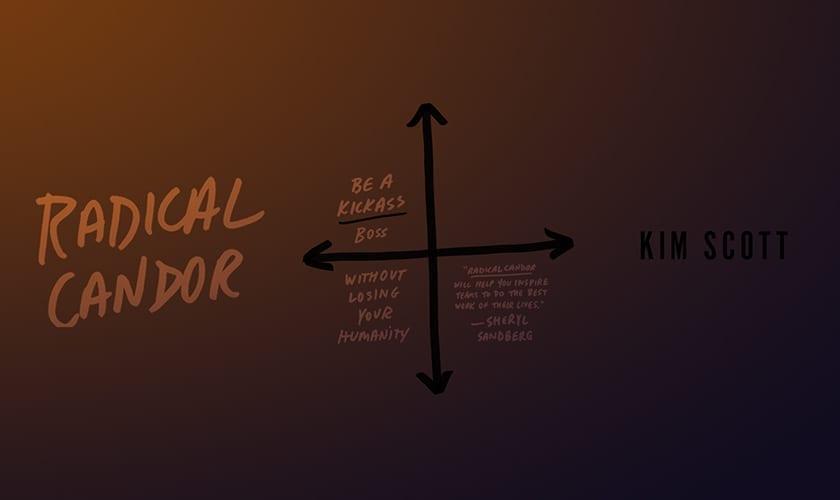 Te Leadership Book Club: Radical Candor