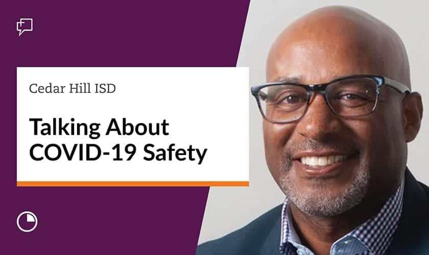 Talking About COVID-19 Safety