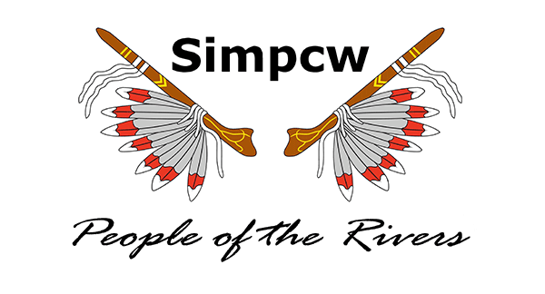 Simpcw People of the Rivers Logo